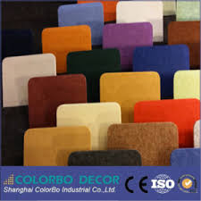 Soundproof Interior Walls China Soundproof Interior Wall Polyester Fiber Acoustic Boards