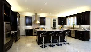 bathroom awesome dark kitchens wood and black kitchen cabinets