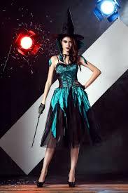 cosplay halloween witch dress devil rpg nightclub party
