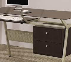 Table Top Desk Interesting Design 36 Inch Wide Desk With Drawers From Roll Away