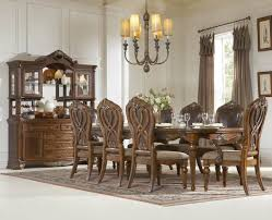 Dining Room Set With China Cabinet by Macys Dining Table Shop Macyu0027s Elation Round Glass Dining