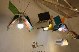 make your room funky and fanciful with artistic light fixtures