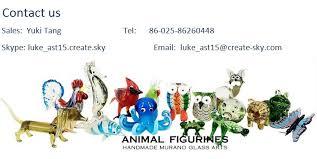 wholesale murano glass animals glass fish figurines ornament buy