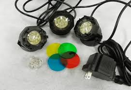 Submersible Pond Lights American Pond Fountain Lights
