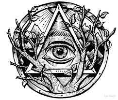 photos all seeing eye sketch drawing gallery