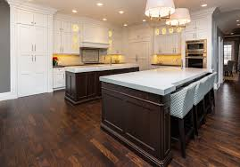 Double Kitchen Islands Double Island Kitchen Ovation Cabinetry   furniture unique double island kitchen ovation cabinetry