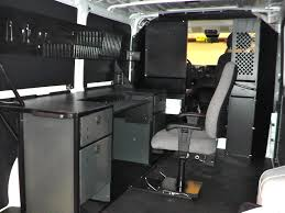 Car Laptop Desk by Mobile Office Equipment For Sales And Fleet Vehicles Office