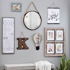 Wall Decorating Mix And Match All Types Of Wall Decor For An Eclectic Gallery Wall