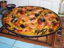 cuisiner pour 15 personnes la paella de la yaya paella y patata