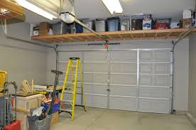 above garage door storage download