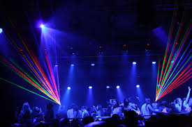 black light party clothes media star lighting and video vivide black light party