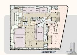 Typical Hotel Room Floor Plan 3d Floor Plans Hilton Barbados Resort Resort Hotel Floor Plan