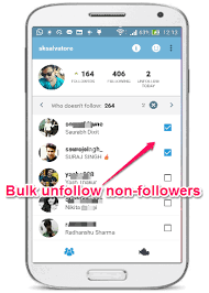 instagram apps for android 5 free android apps to unfollow instagram unfollowers