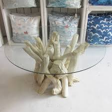 coffee tables appealing bleached side designs drift wood coffee