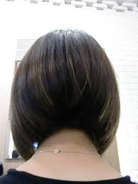 layered bob hairstyles back view new haircut d concave bob