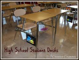 Student Desks For Classroom by Classroom Creativities How I Organize My Students U0027 Desks