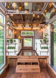 Interiors Of Tiny Homes 10 Tiny Homes That Prove Size Doesn U0027t Matter Tiny Houses Swings
