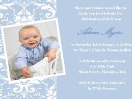 christening and birthday invitation card ideas design lovely