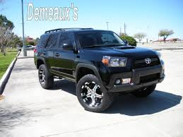 toyota lifted post your lifted pix here toyota 4runner forum largest