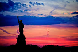 American Flag Sunset Valerio Berdini B U0026h Explora