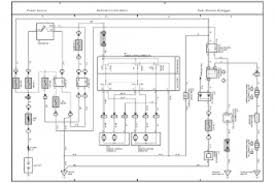 toyota auris electrical wiring diagram wiring diagram