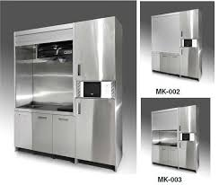 stainless steel kitchen furniture free standing mini kitchen cabinet oem stainless steel 304 buy