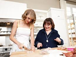 the barefoot contessa ina garten behind the scenes ina garten and taylor swift food network