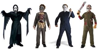 Jason Halloween Costume Scary Halloween Costumes For Kids Zombies Corpses U0026 Movie Monsters