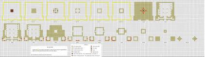 Minecraft Floor Plans Minecraft Floorplan Small Farmhouse By Coltcoyote On Deviantart