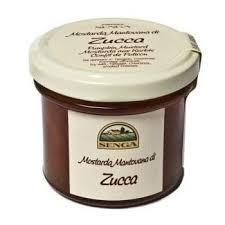 mostarda di zucca mantovana mostarda di zucca 420g prezzo e vendita