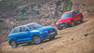 audi q3 petrol or diesel audi q3 2017 price mileage reviews specification gallery
