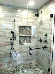 river rock bathroom ideas river rock bathroom floor pebble shower floor shower floor