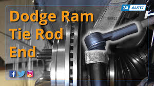 Dodge Ram 3500 Parts - how to install replace tie rod end 2006 08 dodge ram 1500 buy