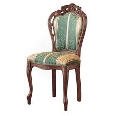chaise ée 70 chaise classique sculptée achat vente chaise cdiscount