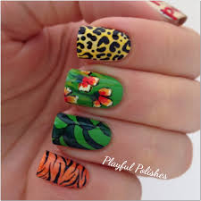 playful polishes 31 day nail art challenge inspired by a song