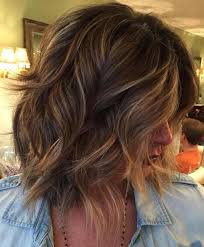 mid length 80 sensational medium length haircuts for thick hair in 2018
