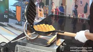 equipement electrique cuisine commerciale oeuf gaufrier hong kong électrique oeuf gaufrier