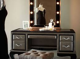 vanity sets for bedrooms bench stunning bedroom vanity sets with lighted mirror and amazing