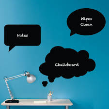 thought bubbles chalkboard wall decals set of 3 speech bubbles thought bubbles chalkboard wall decals set of 3 speech bubbles extra large set