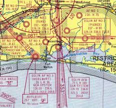 eglin afb map abandoned known airfields florida eglin area