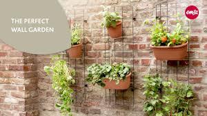 emsa my city garden trellis youtube