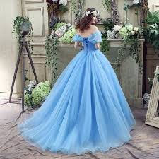 cinderella quinceanera dresses blue butterfly cospaly cinderella quinceanera dress warehouse