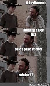 Walking Dead Meme Carl - create meme carl meme rick and carl carl the walking dead