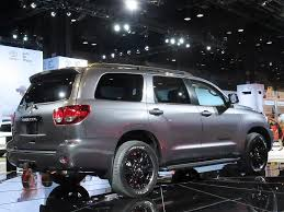suv toyota sequoia 2018 toyota sequoia trd sport revealed kelley blue book