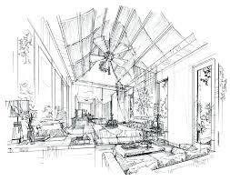 comment dessiner une chambre dessiner un meuble en perspective perspective intacrieure