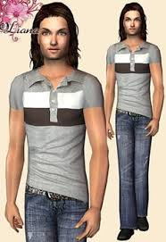 Liana Sims 2 Preview Women S Clothing Swimwear Men U0027s Clothing Sims And Casual On Pinterest