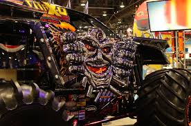 monster truck show 2013 staff picks weirdest 2013 sema show cars motor trend wot