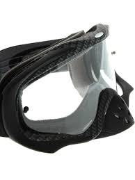motocross goggle oakley true carbon fiber clear crowbar mx goggle oakley