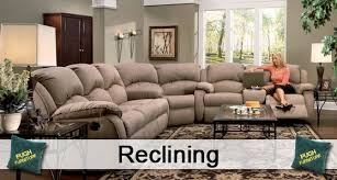 Sectional Sofas With Recliner by Reclining Pugh Furniture