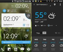 clock and weather widgets for android 21 best free android weather widgets for home screens free